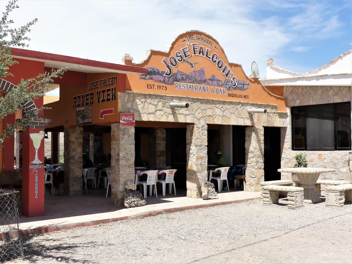 Jose Falcon's