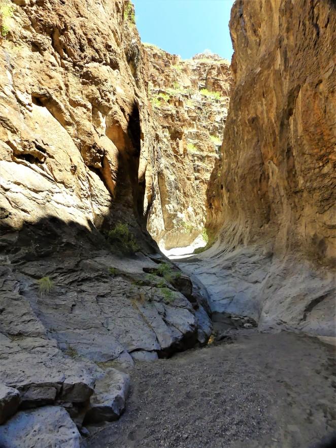 canyon opening