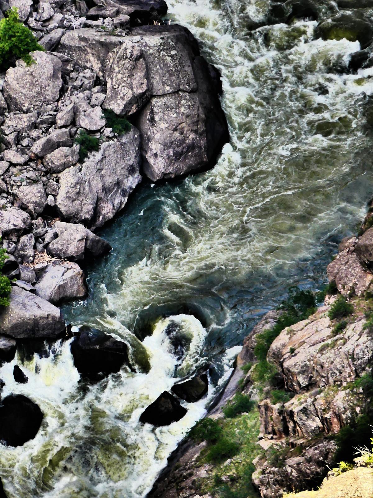 CU Gunnison rapids