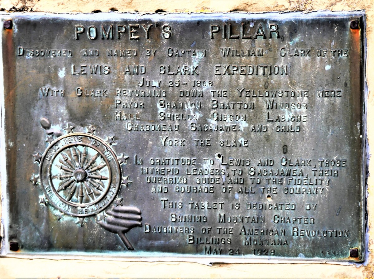 pillar plaque