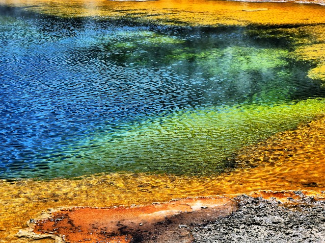 prismatic pool
