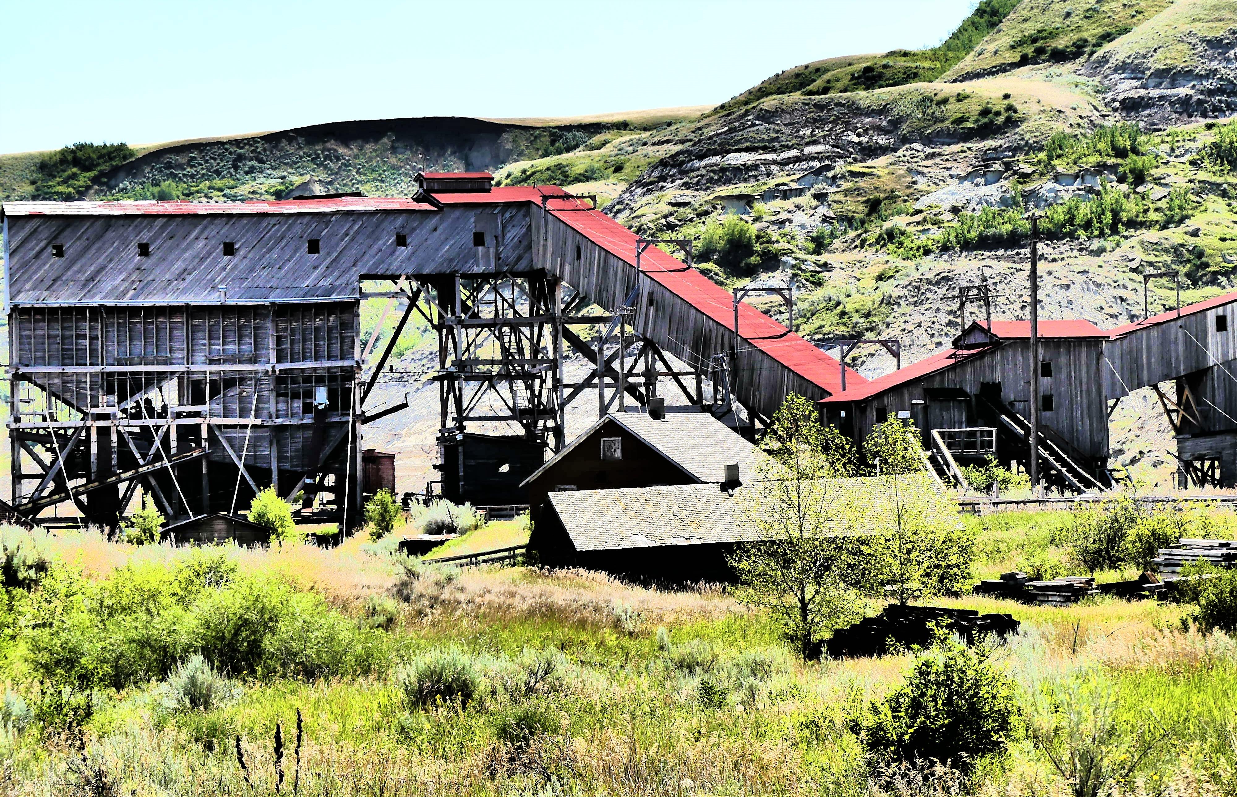 Atlas Mine tippet