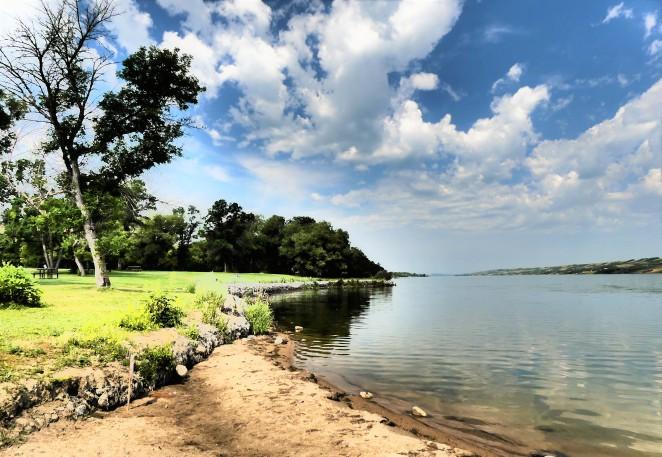 Buffalo Pound Lake
