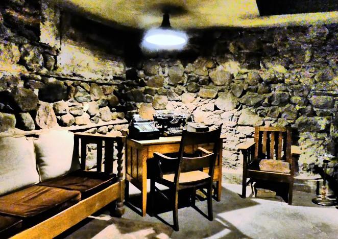 Capone's lair