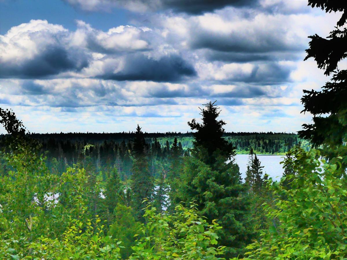 Moon Lake Overlook
