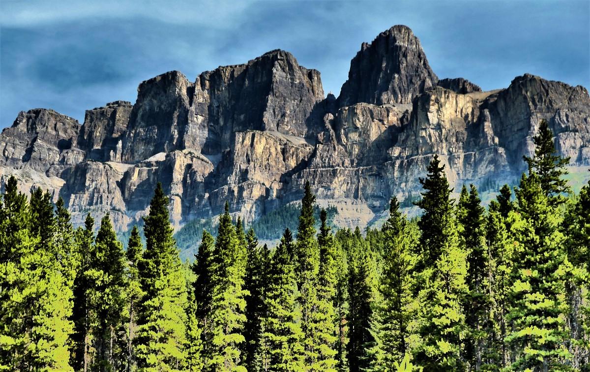 Castle Mountain1