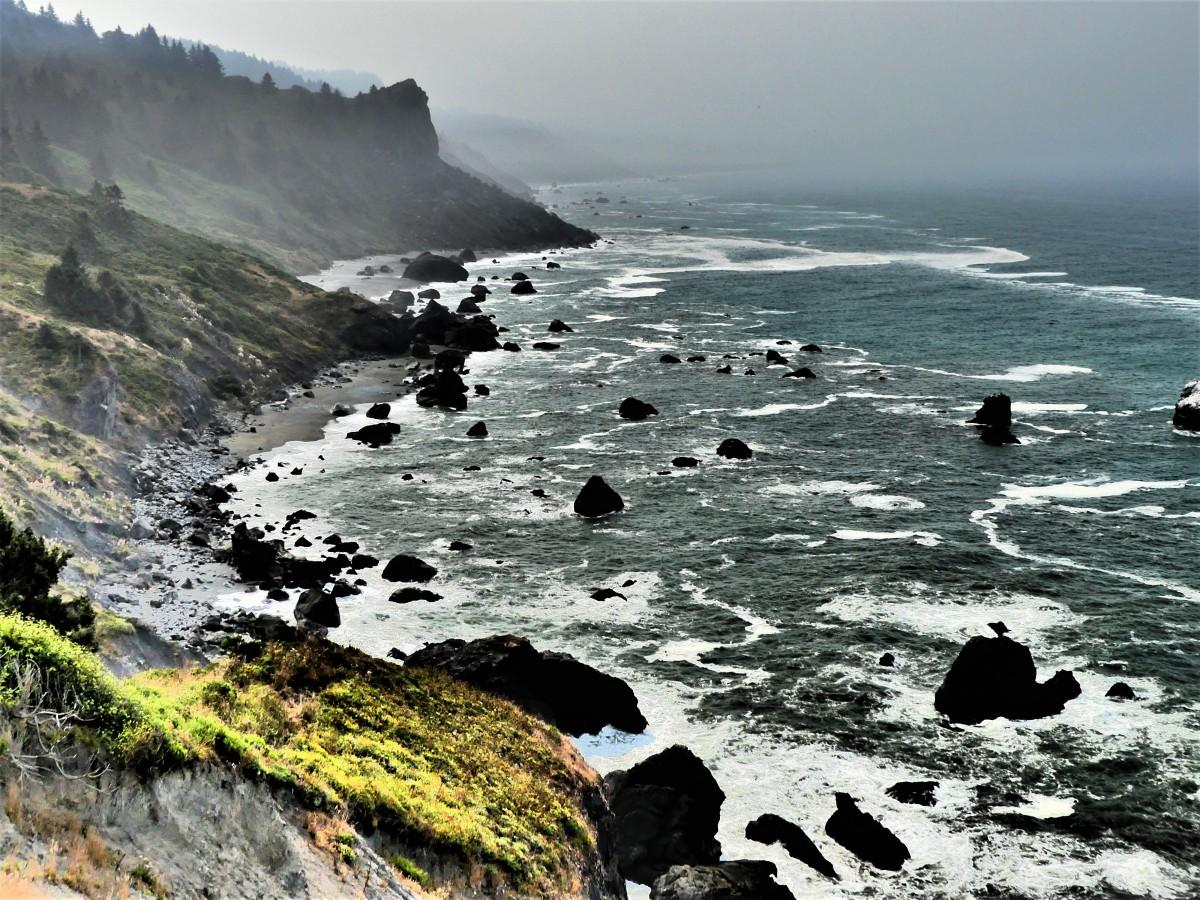 coastline overlook