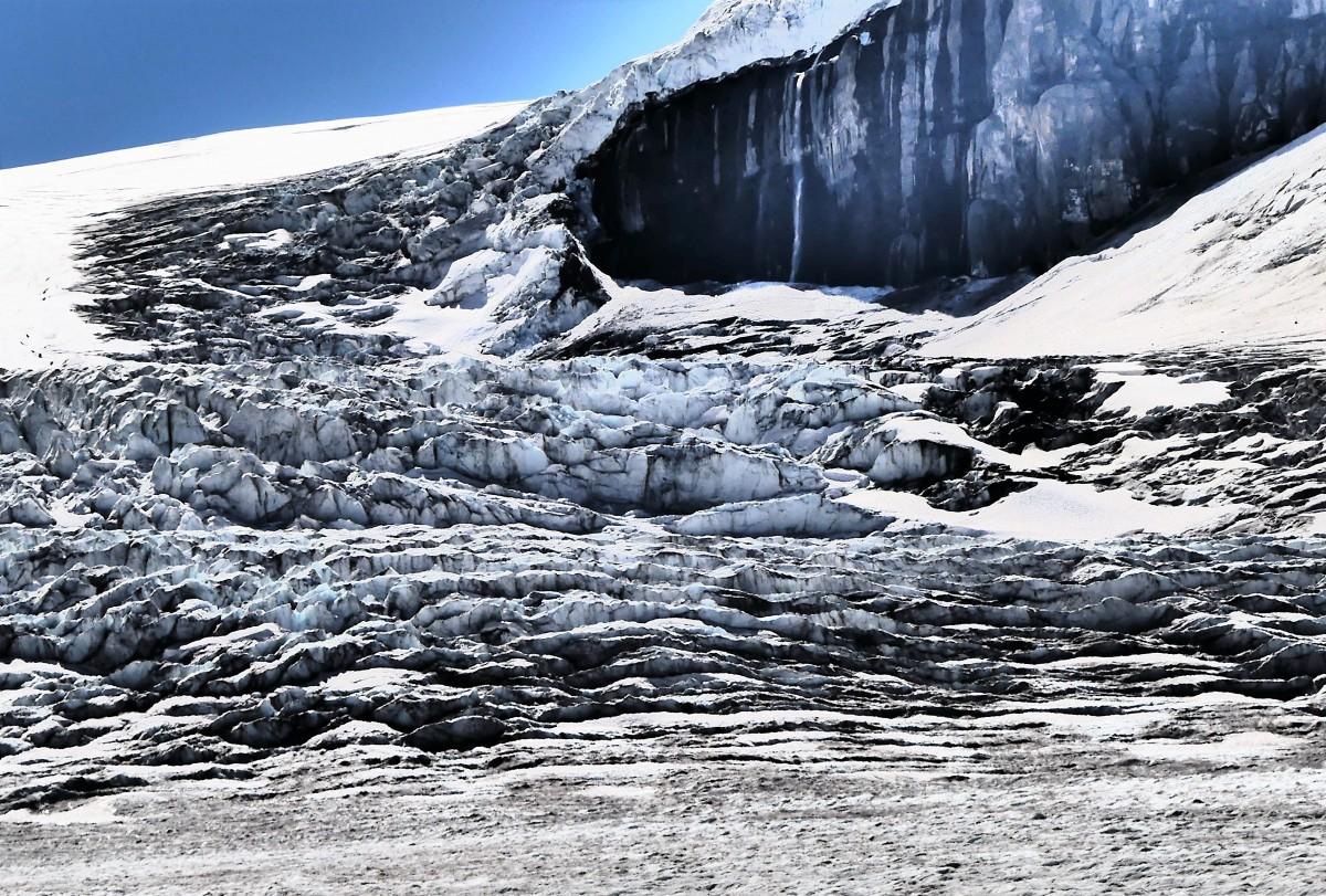 glacial ridge