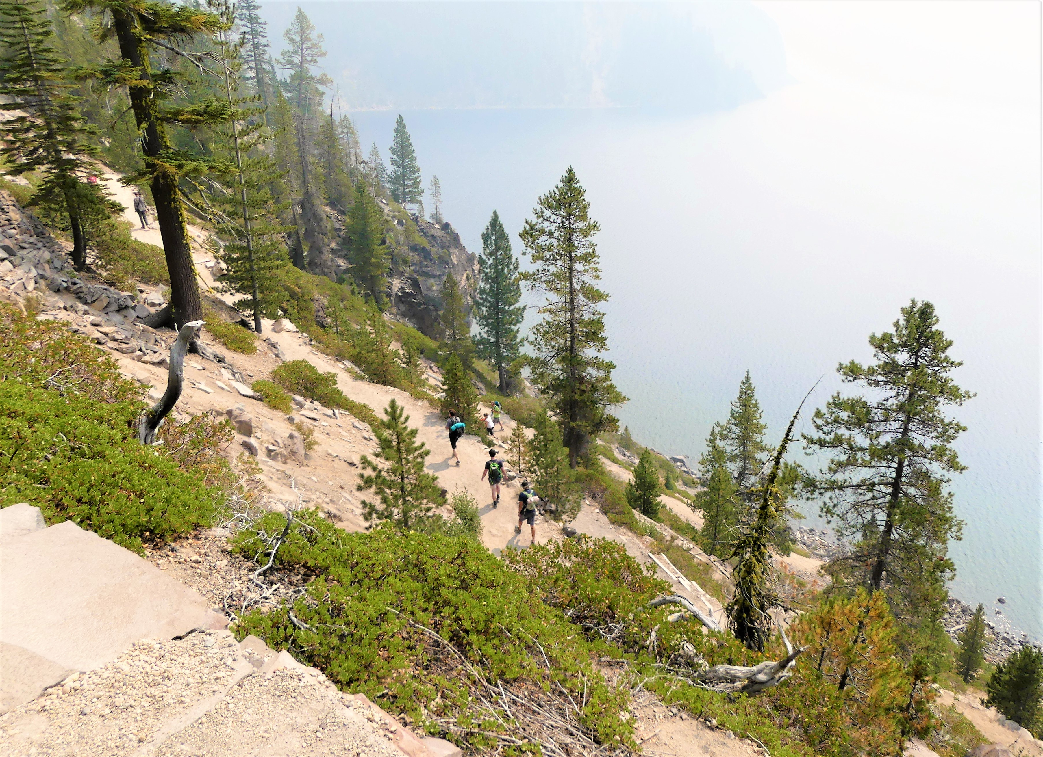 trail switchbacks