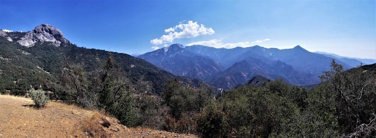 Moro Rock panorama (2)