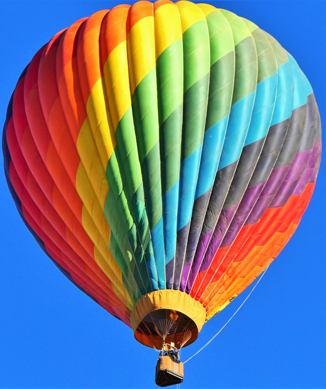 baloon portrait