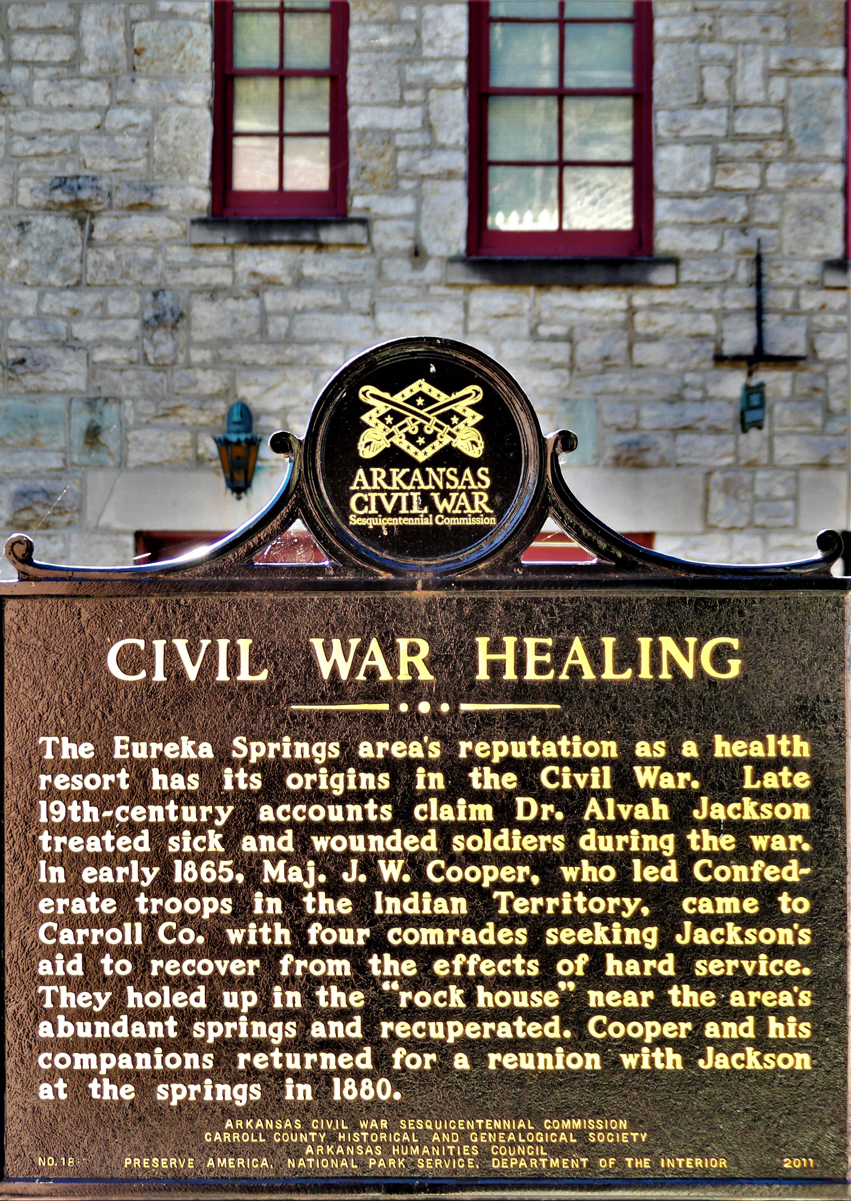 civil war healing