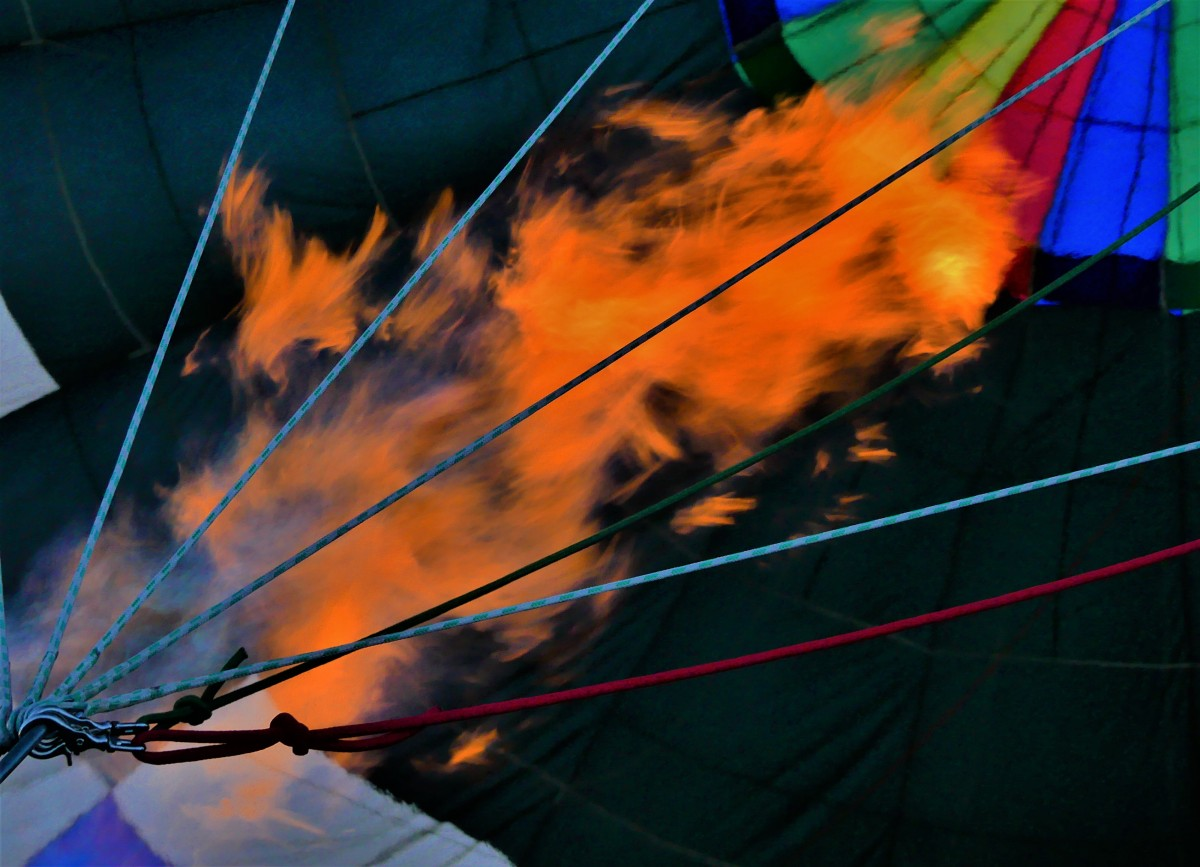 fire and rigging