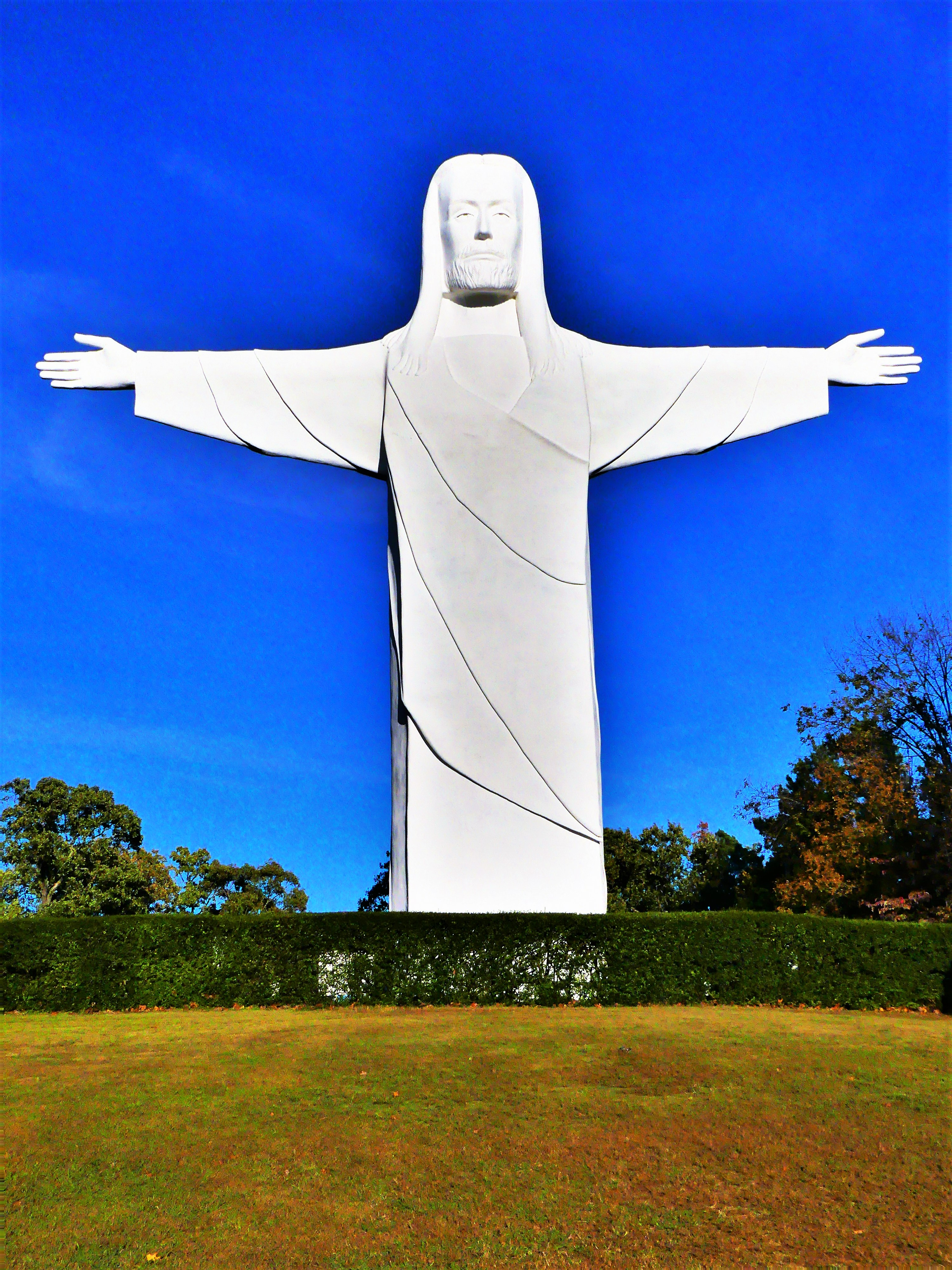 Jesus of the Ozarks
