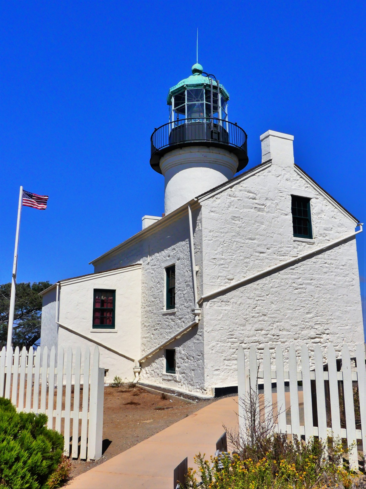 Old Point Loma Lighthouse1