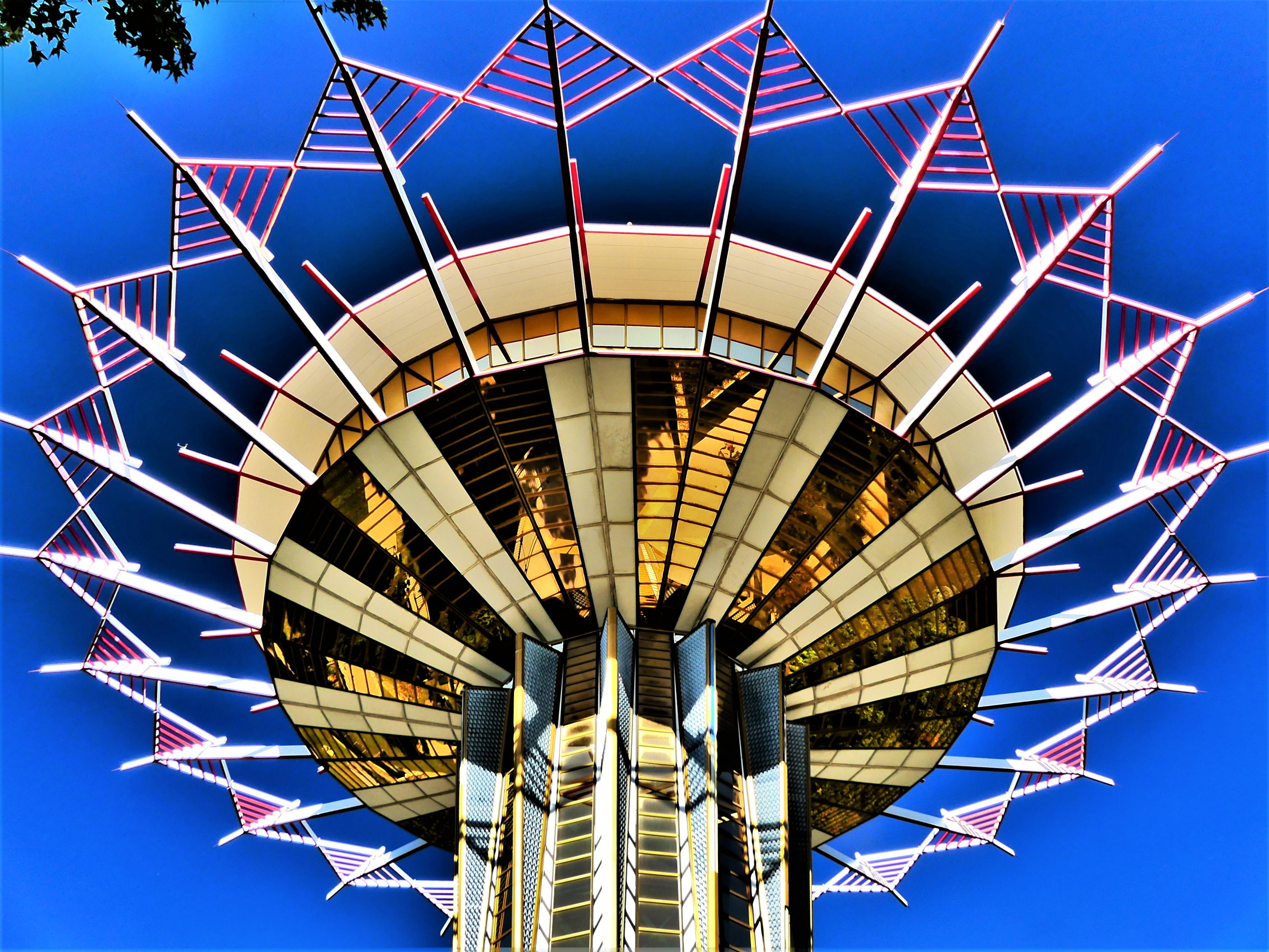 ORU observation deck