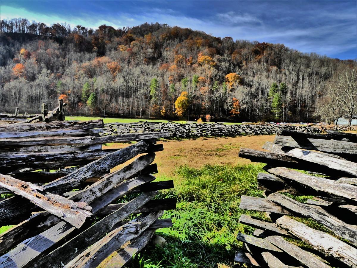 elk field fences