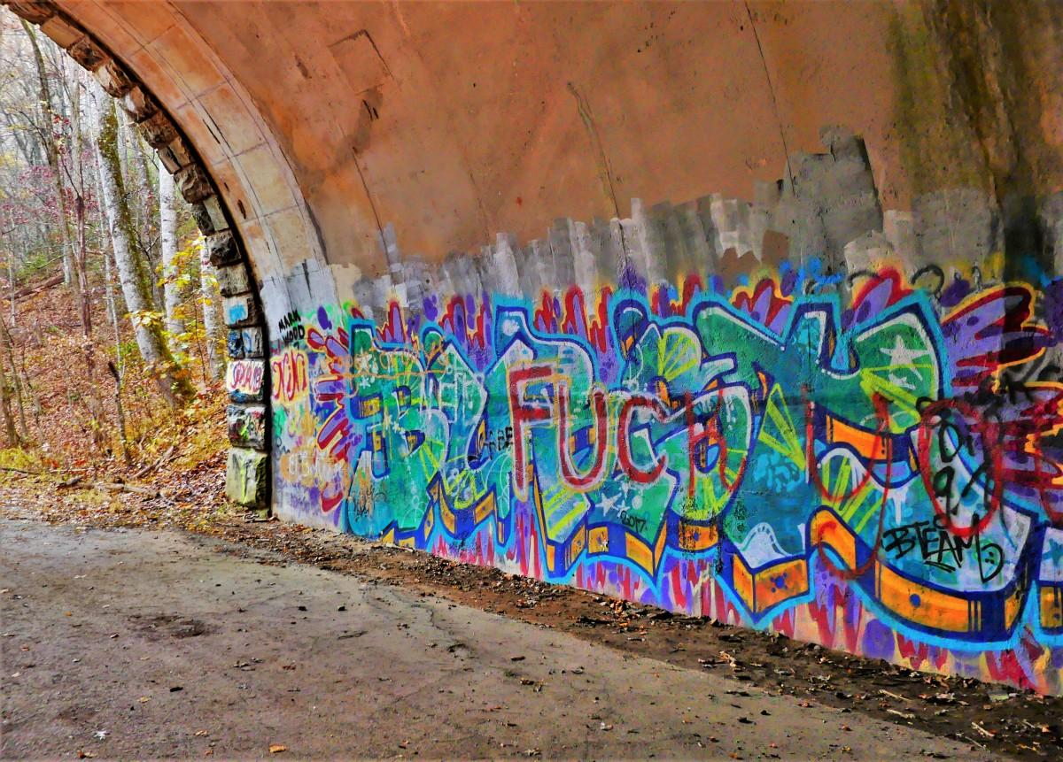 fuch grafitti
