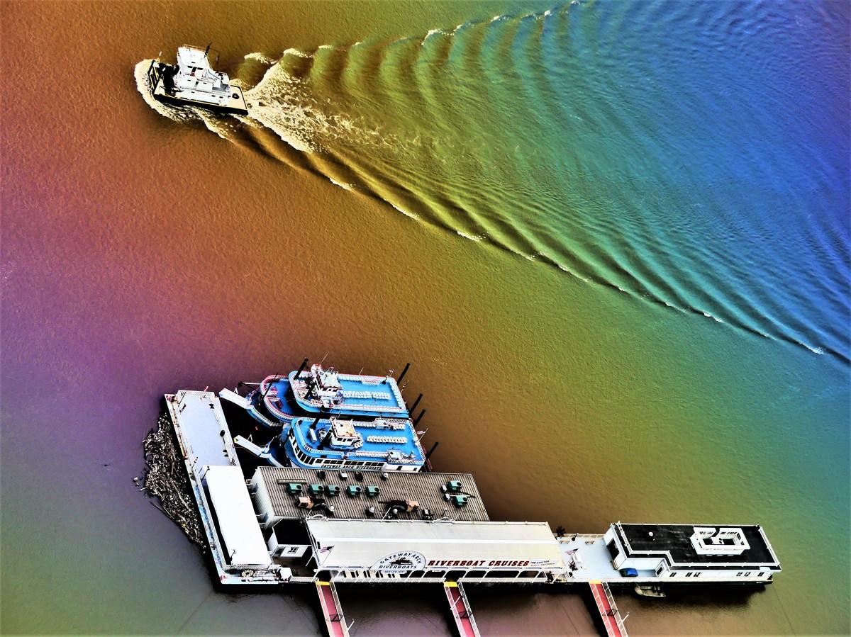 Mississippi Riverboats