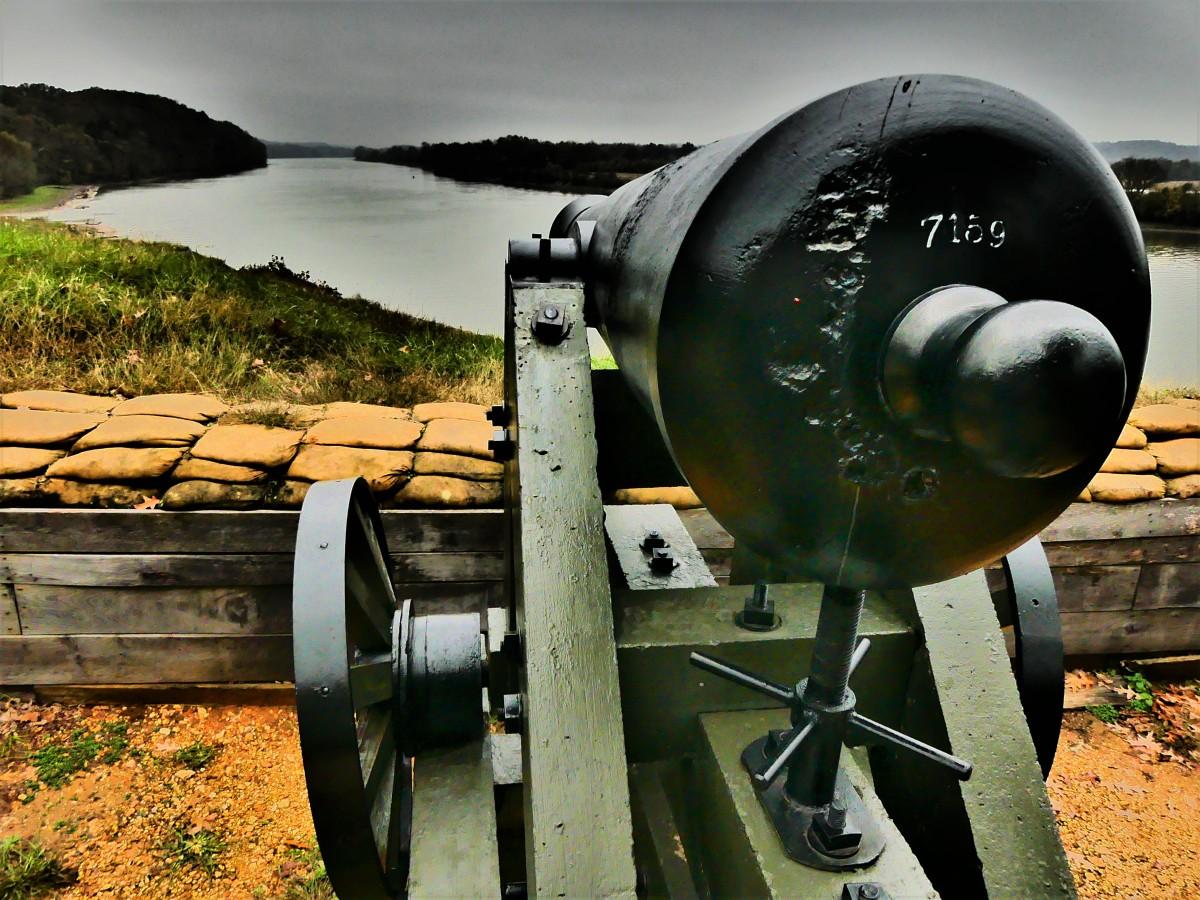 rampart cannon