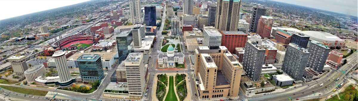 St. Louis panorama