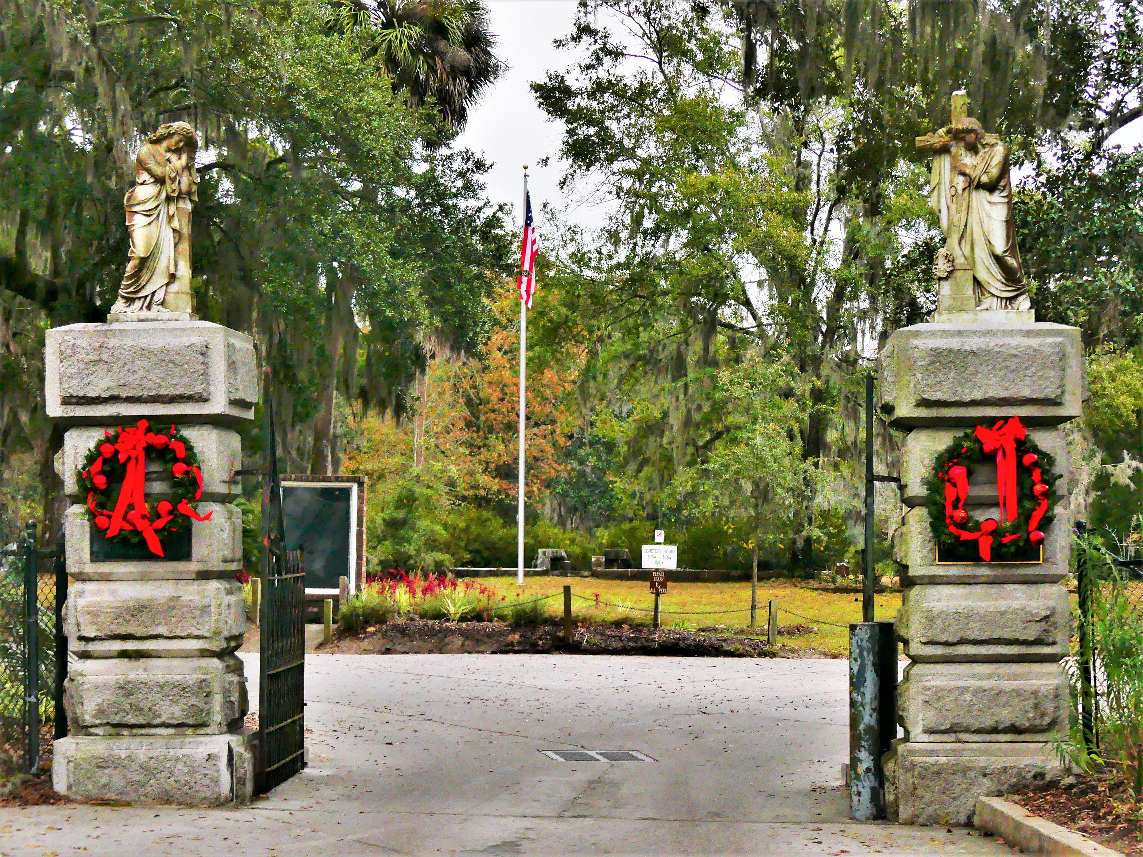 Christian entrance
