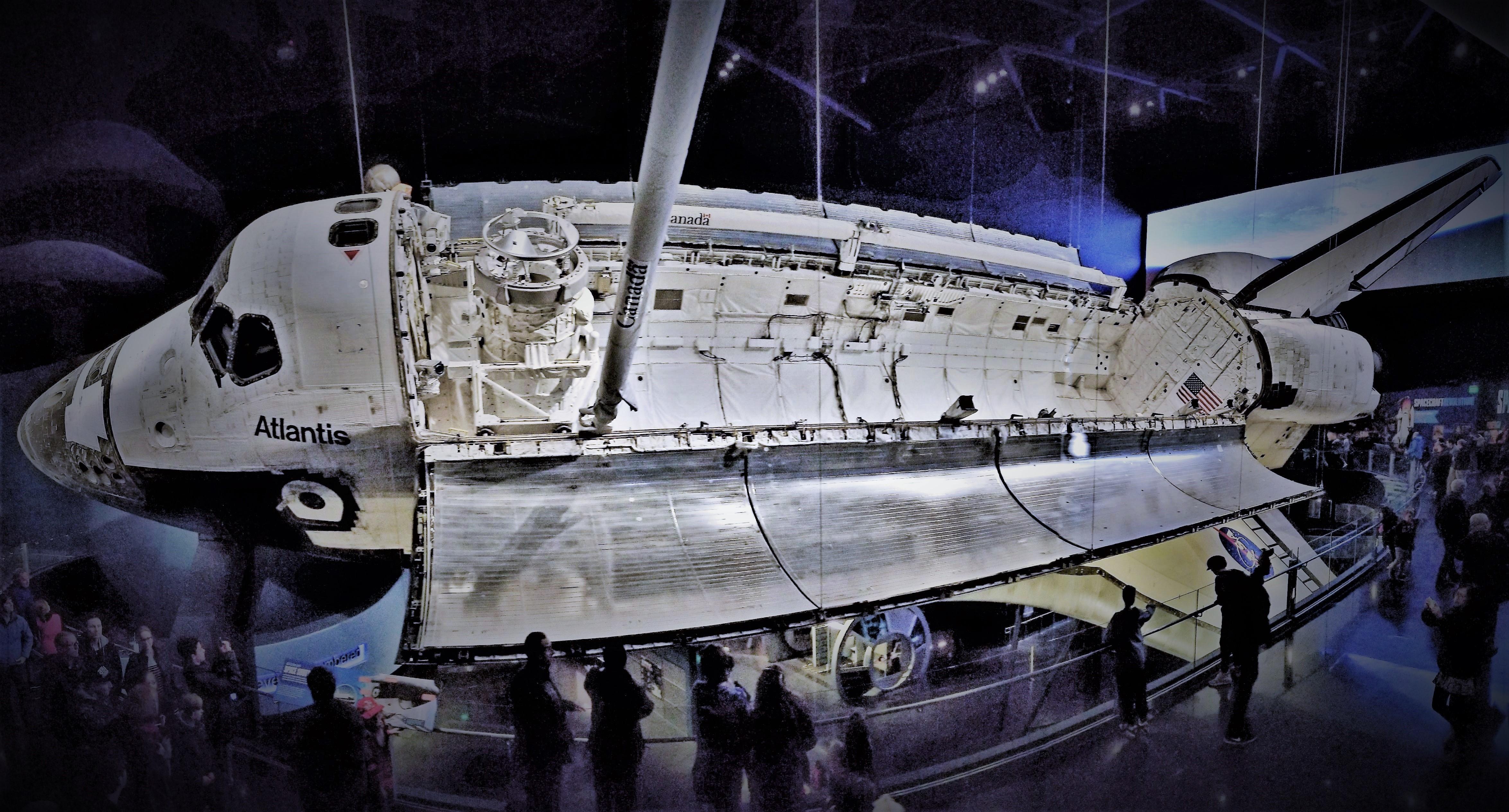 Atlantis shuttle (3)
