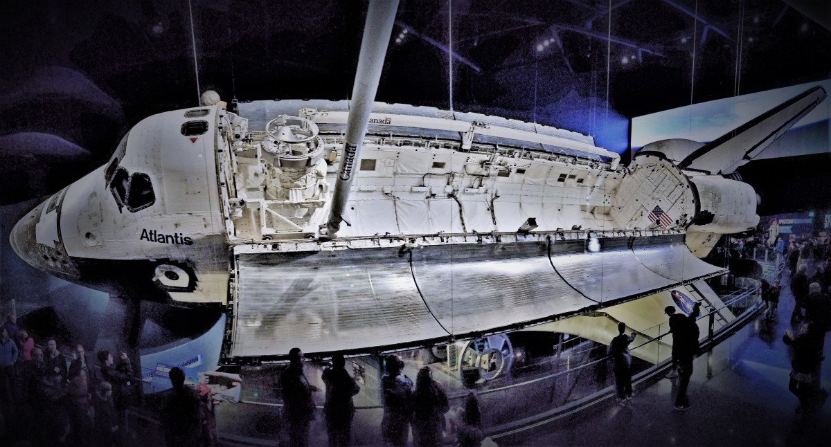Atlantis shuttle (3)