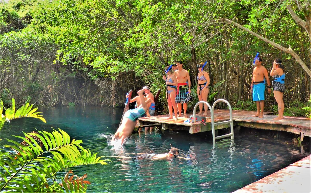 Eagle Cenote
