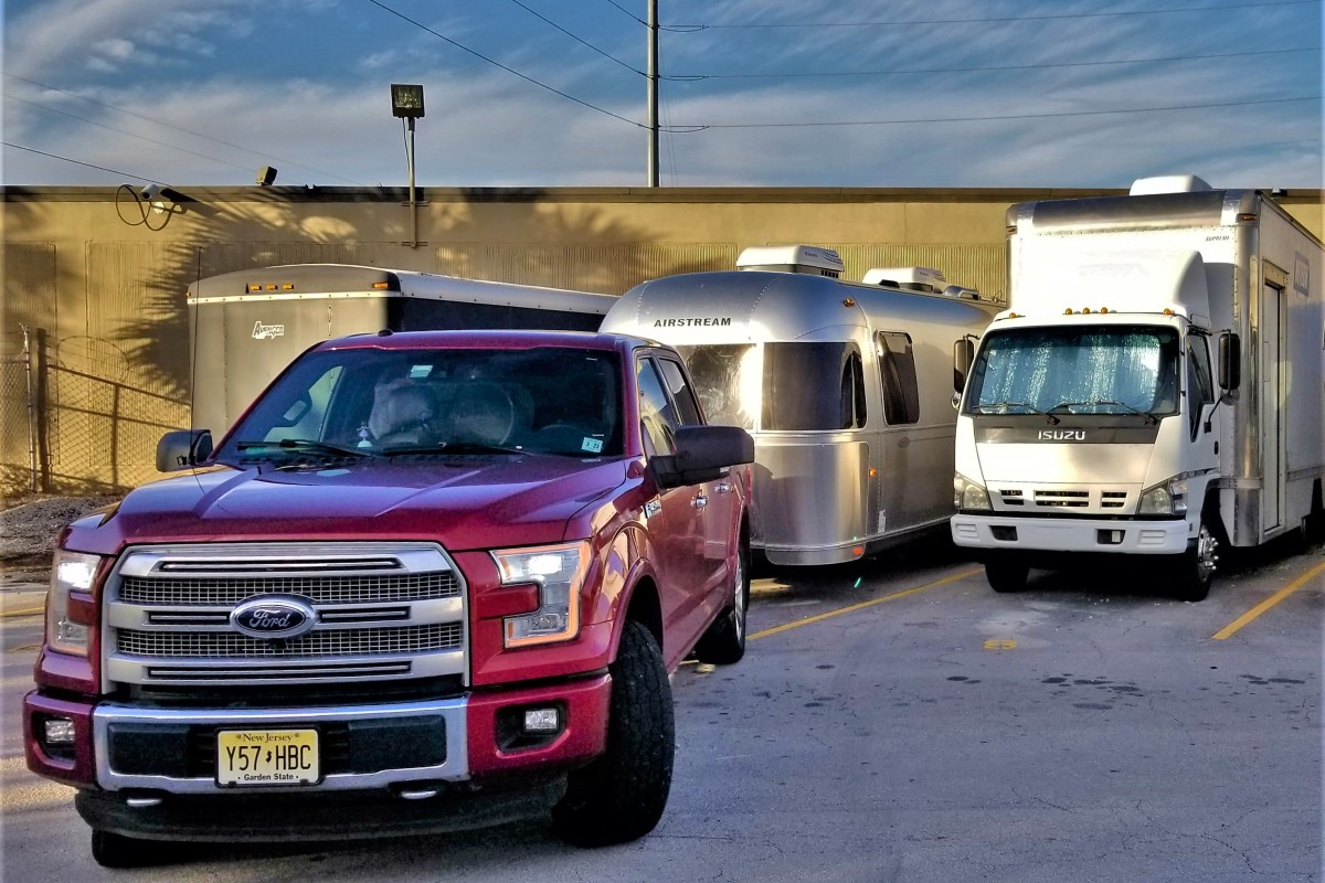 And sometimes there are insufficient numbers of military acronyms to express the frustration that leah and i felt as we searched in vain for airstream