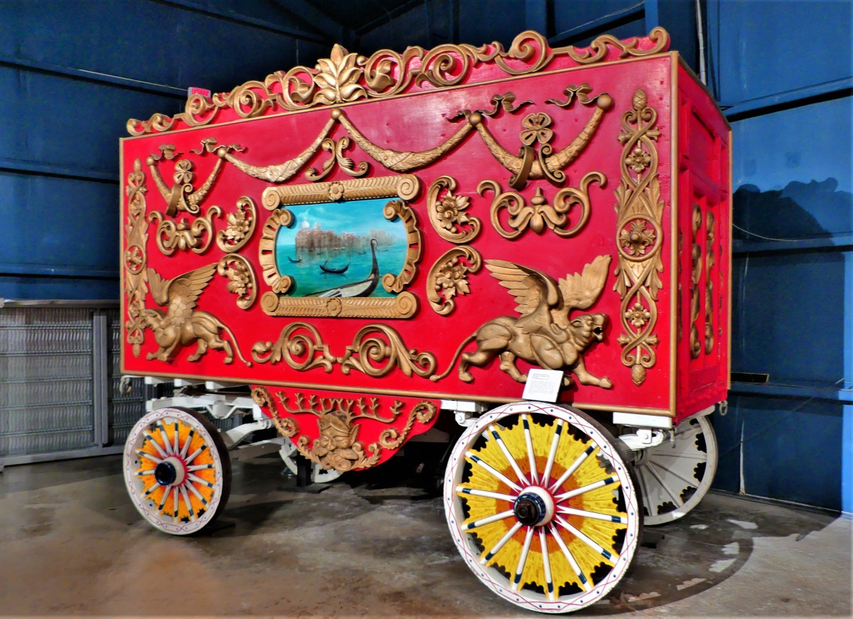 music wagon