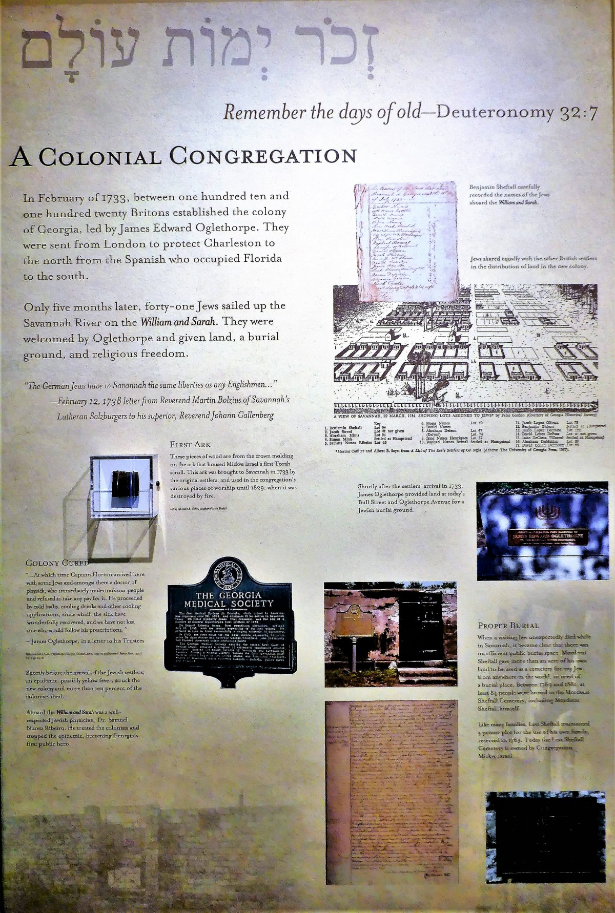 A Colonial Congregation (2)