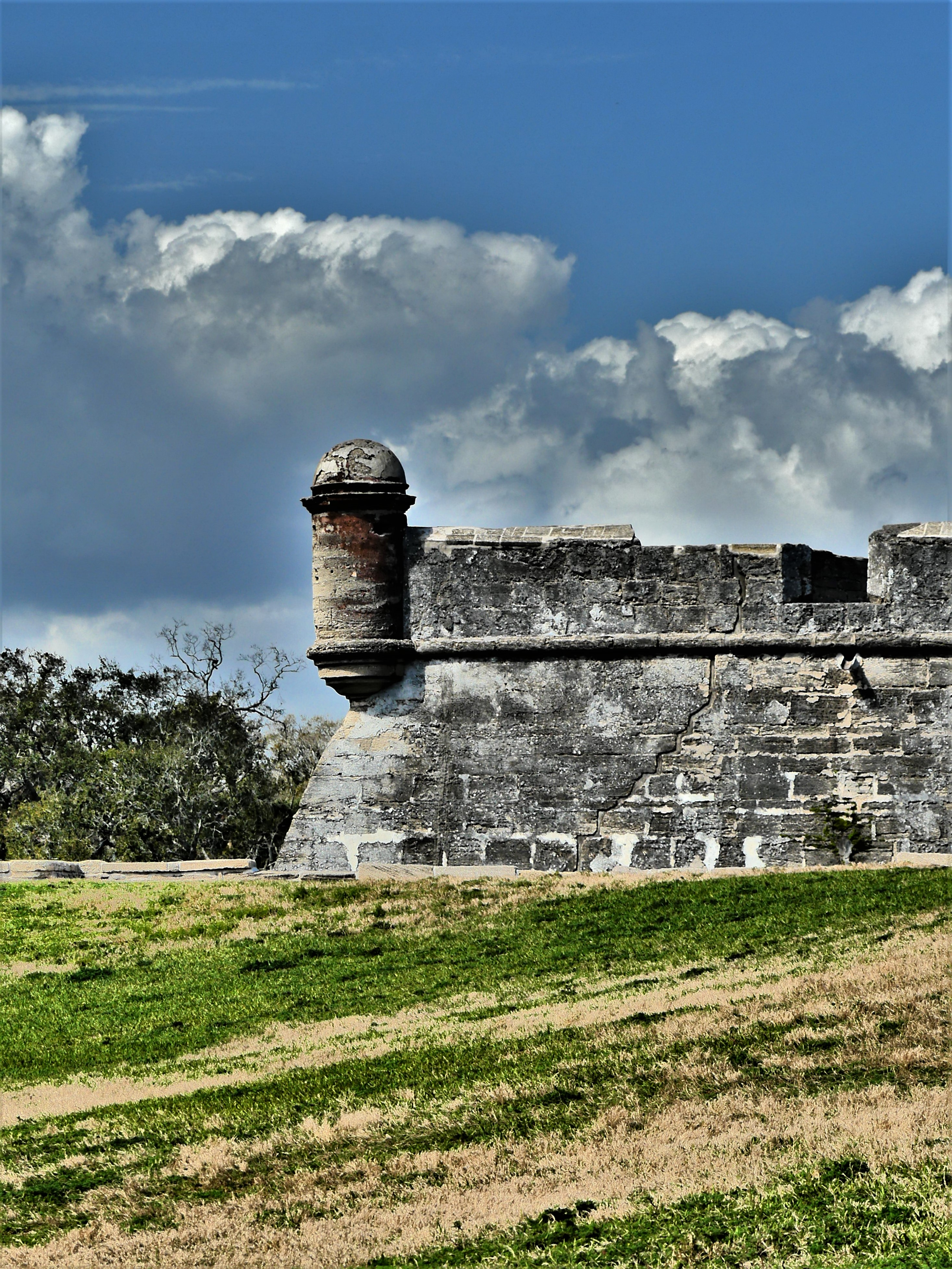 fort exterior
