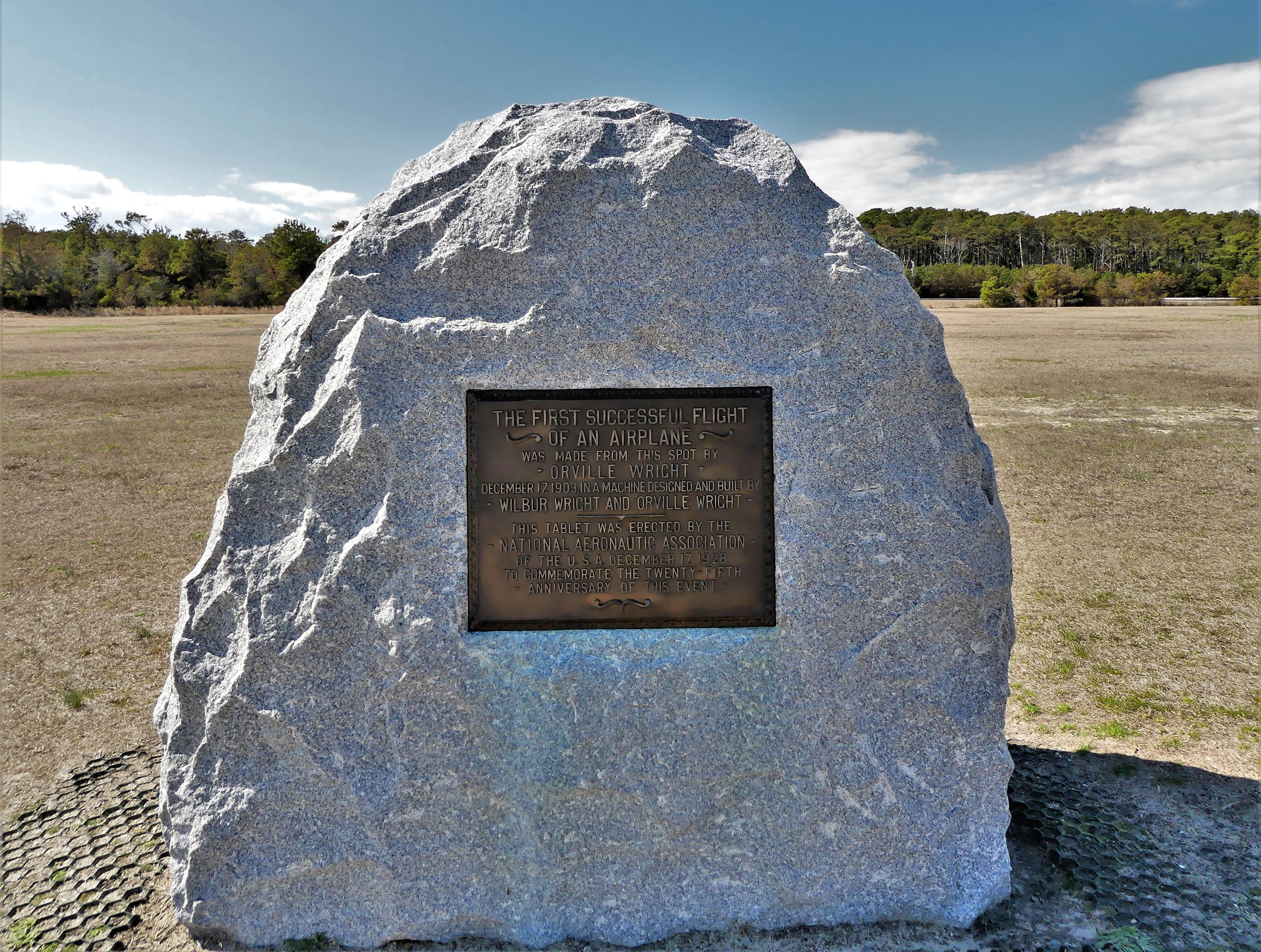 granite and plaque