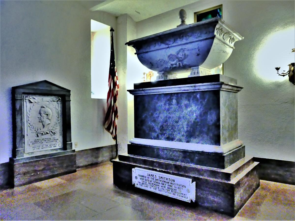 Smithson remains