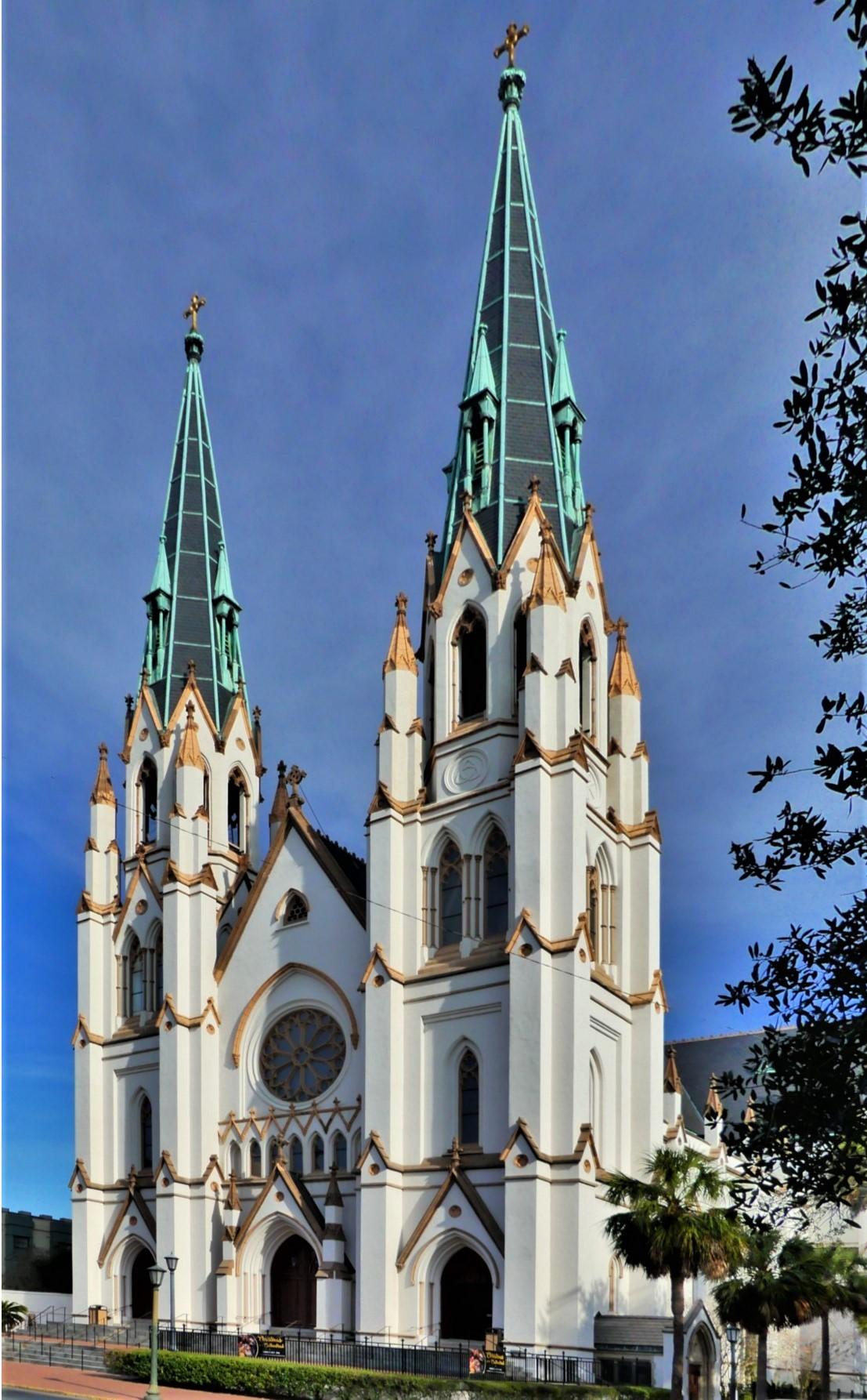 St. John exterior