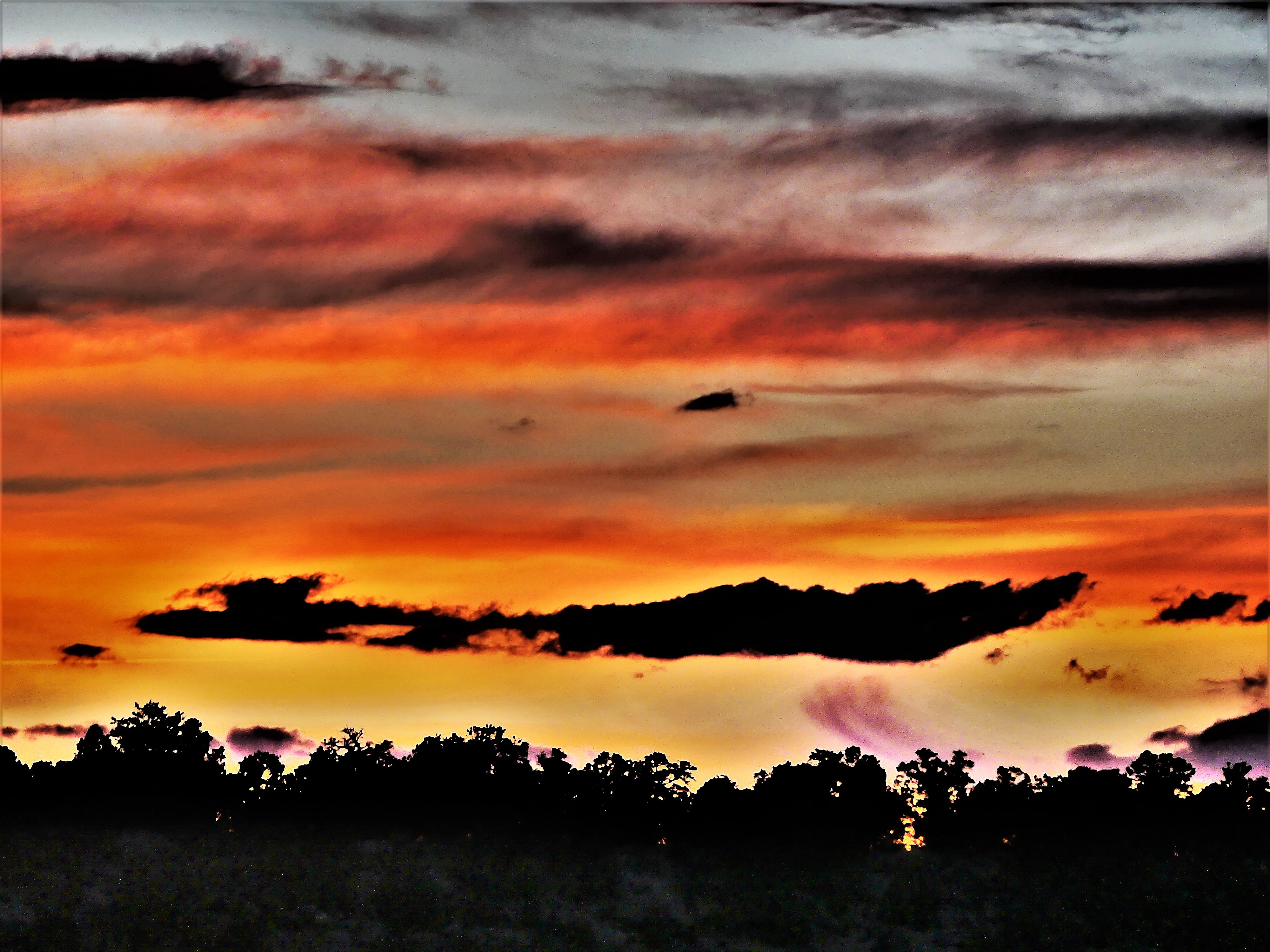 sunset cloud (2)