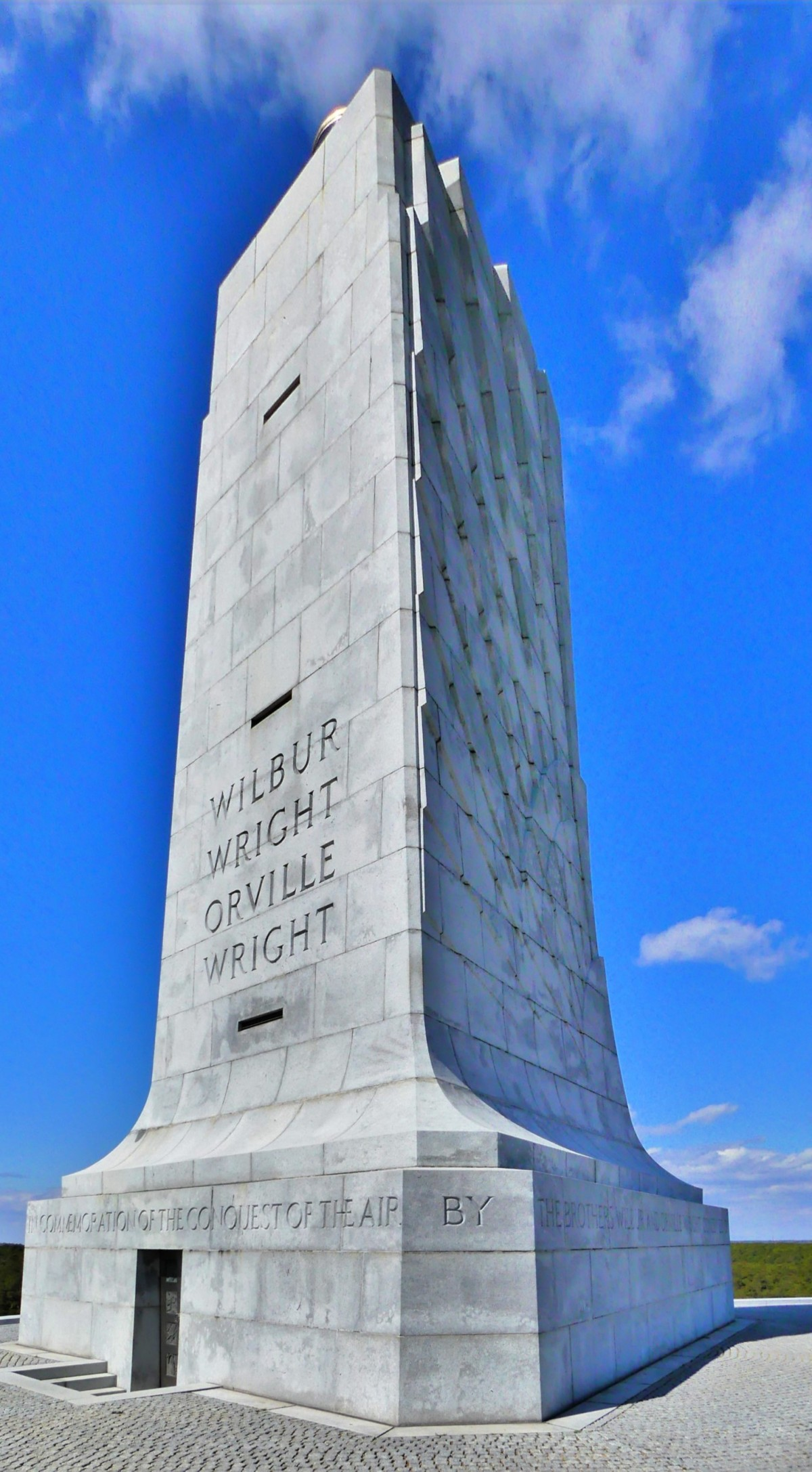 Wrights Monument