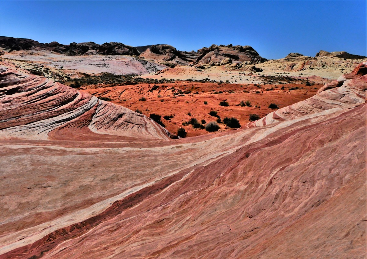 Valley of Fire Wave trail
