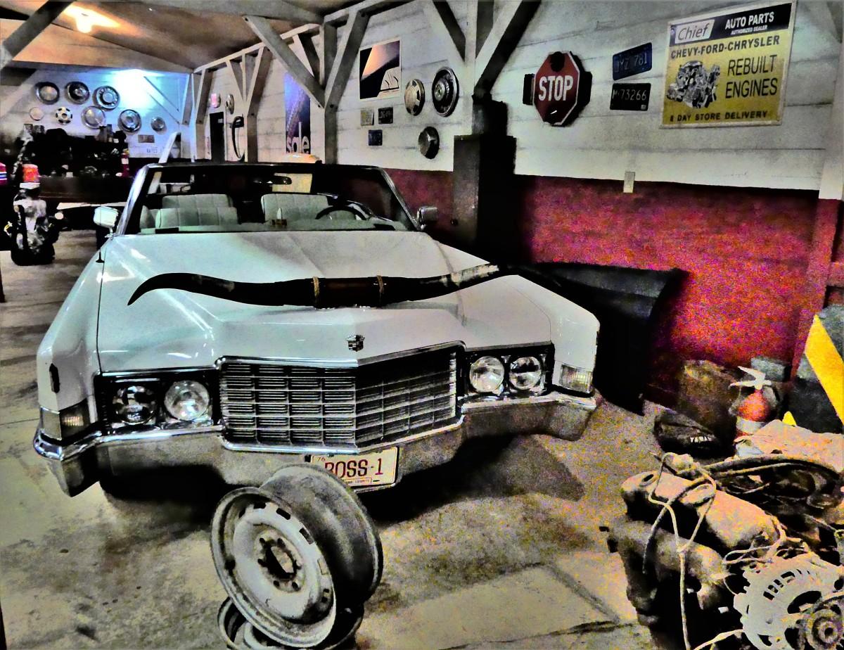 Boss Hogg Cadillac