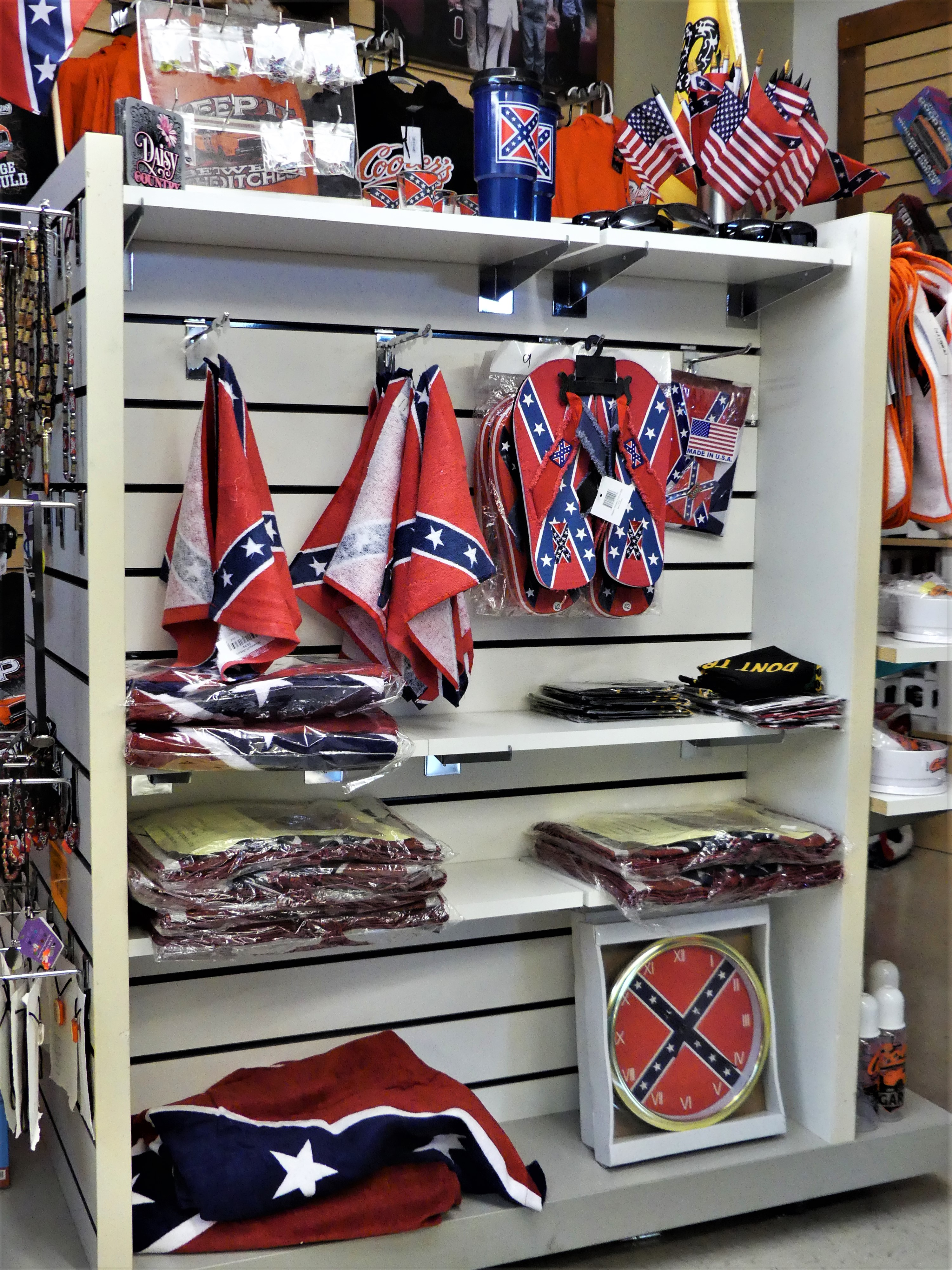 Confederate gifts