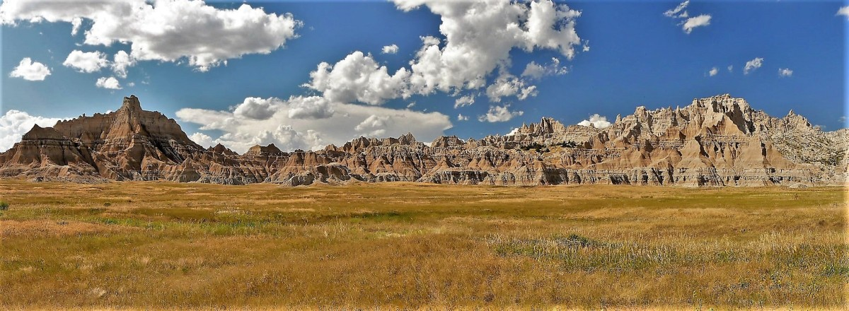 Cedar Pass, Badlands, NP