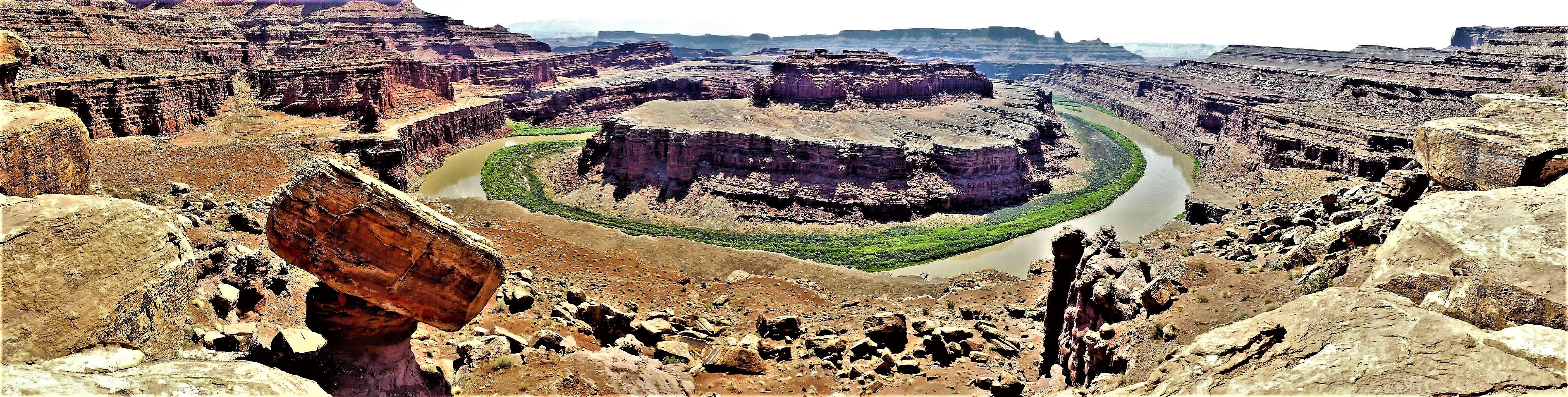 Gooseneck Overlook, Canyonlands, NP