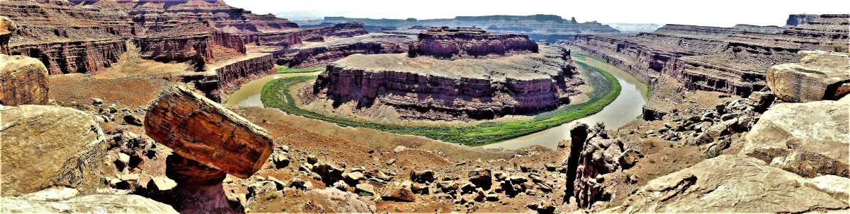 Gooseneck Overlook, Canyonlands, NP