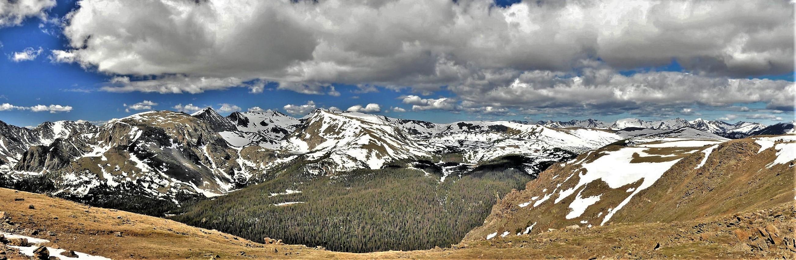 Iceberg Pass, Rocky Mountain NP