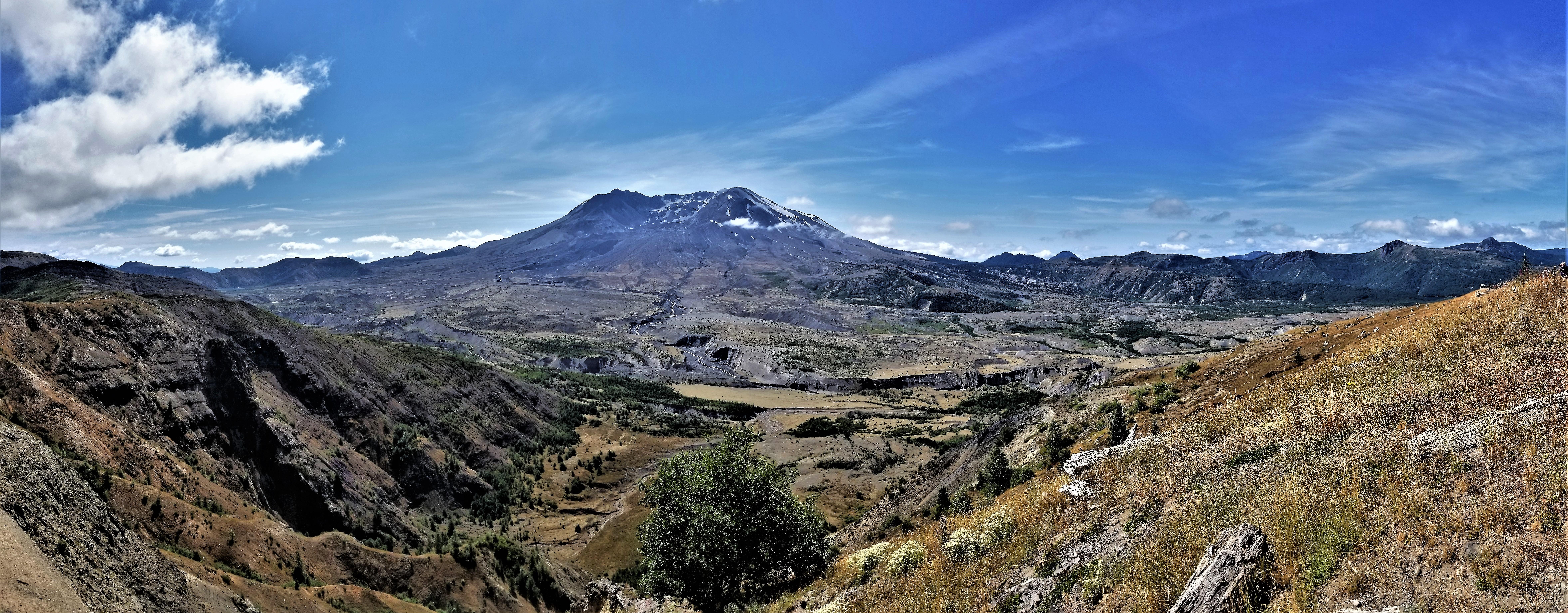 Johnson Ridge, Mt. St. Helens National Monument