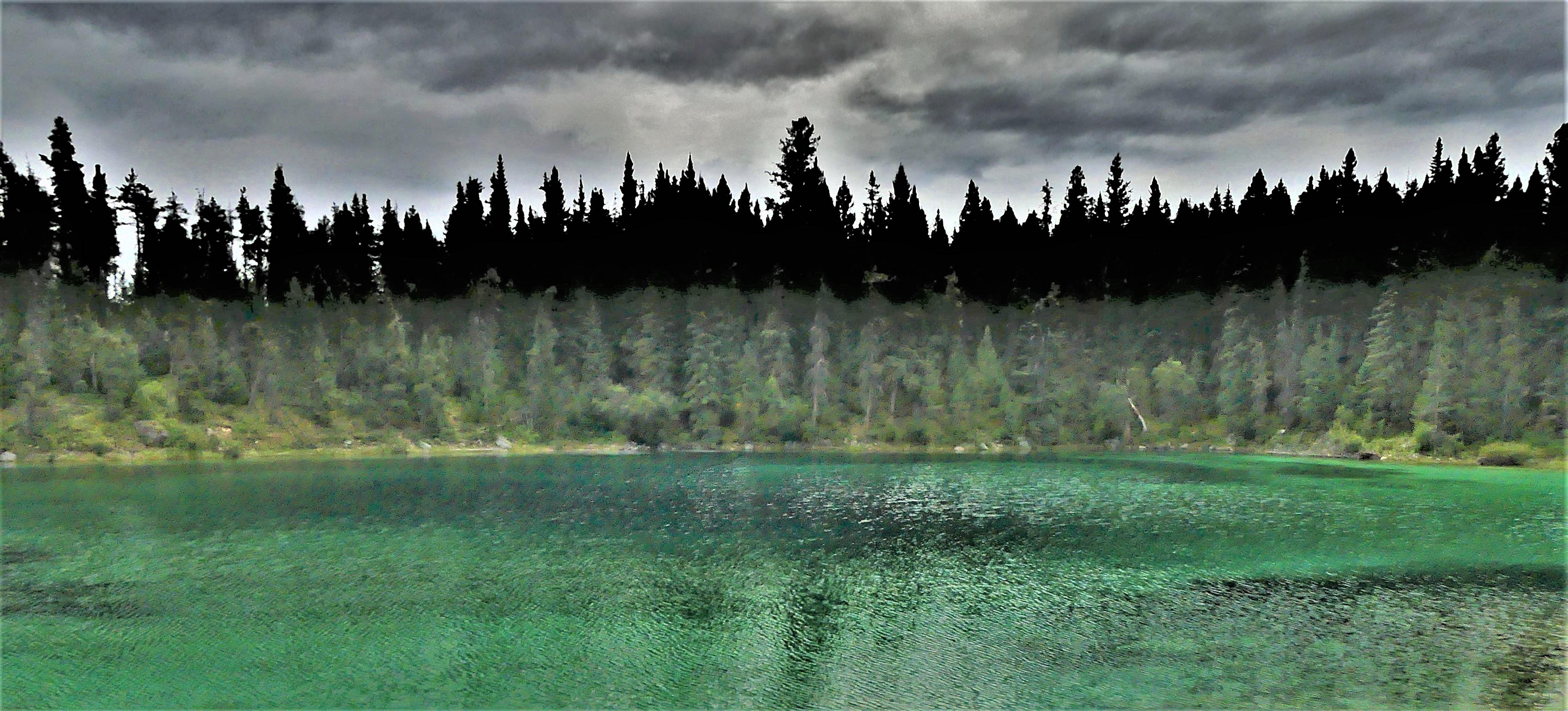 Lake 4, Jasper NP