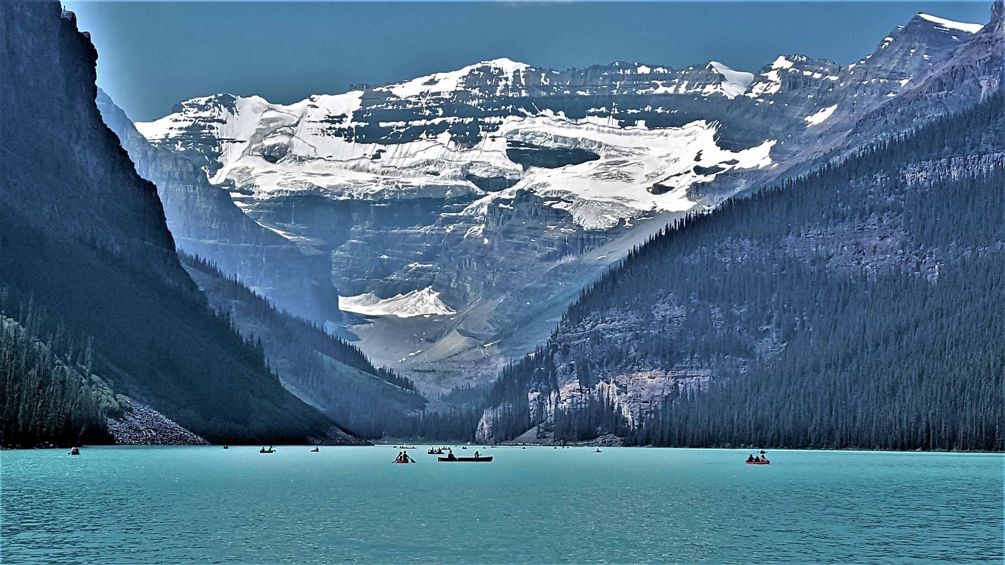Mount Victoria, Banff NP