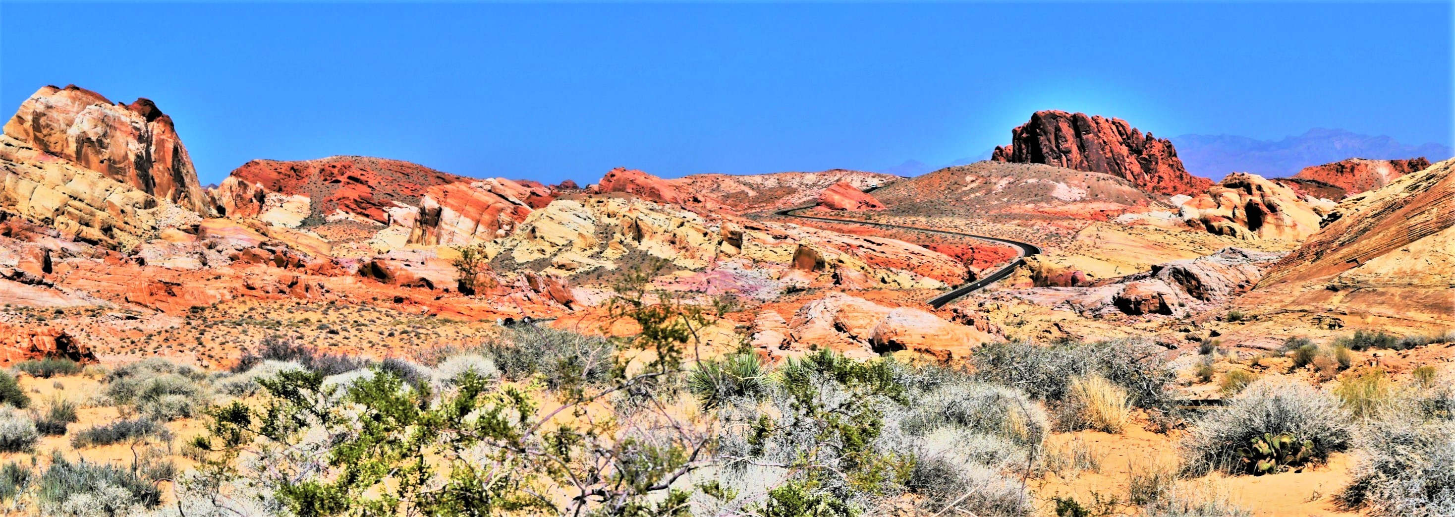 Rainbow Trail, Valley of Fire