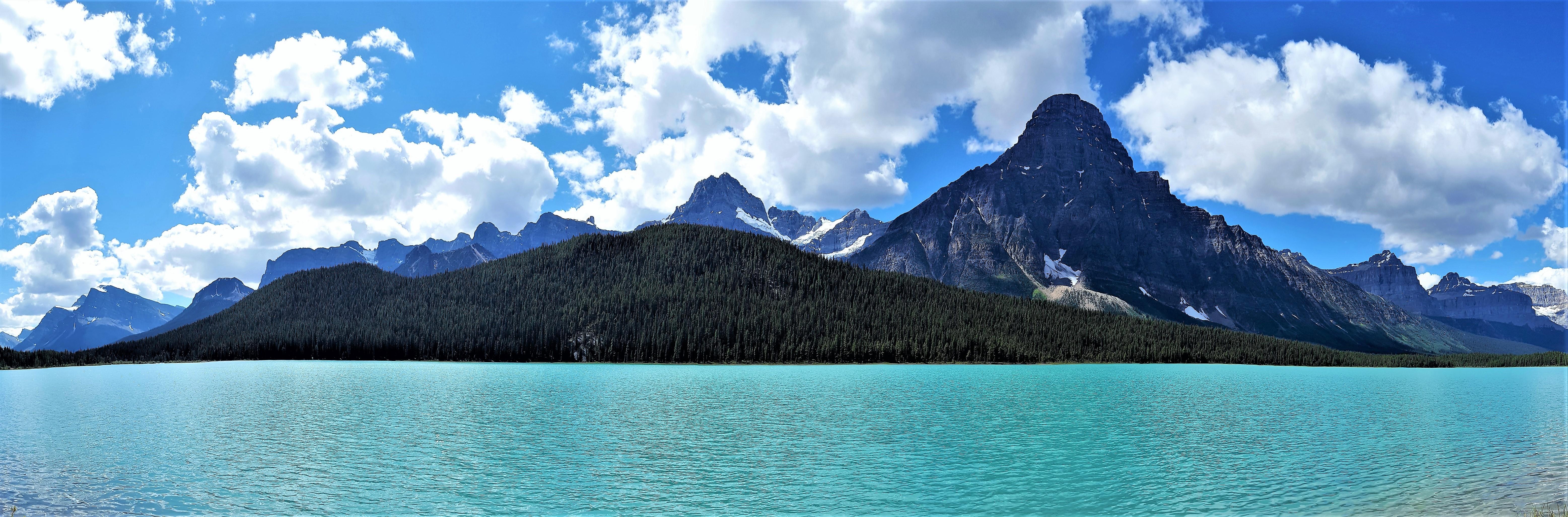 Waterfowl Lake, Jasper NP